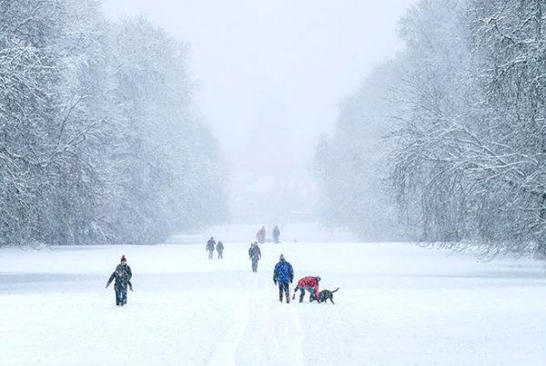 Winter at Watermark