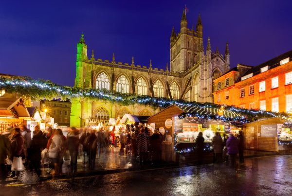 Christmas in the Cotswolds